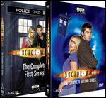 Doctor Who: The Complete First and Second Series [11 Discs]
