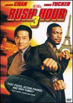 Rush Hour 3 (Widescreen and Full-Screen)