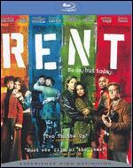 Rent [Blu-ray] - Chris Columbus