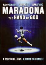 Maradona, the Hand of God