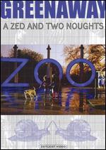 Zed and Two Noughts [Vhs]