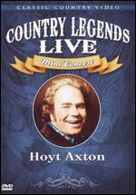 Axton Hoyt: Country Legends Live Mini Concert