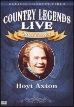 Axton Hoyt: Country Legends Live Mini Concert -