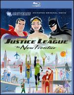 Justice League: The New Frontier [Blu-ray]