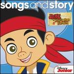 Disney Songs & Story: Jake and the Never Land Pirates