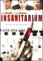 Insanitarium - Jeff Buhler
