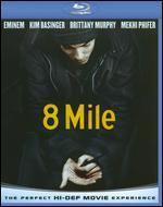 8 Mile [WS] [Uncensored Bonus Features] [Blu-ray]