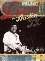 Live From Austin TX: Waylon Jennings