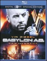 Babylon A.D. [Special Edition] [Unrated] [2 Discs] [Includes Digital Copy] [Blu-ray]