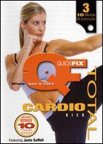 Quick Fix: Total Cardio Kick