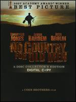 No Country for Old Men [Collector's Edition] [3 Discs] [Includes Digital Copy]