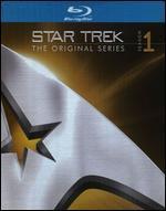 Star Trek: The Original Series - Season 1 [7 Discs] [Blu-ray]