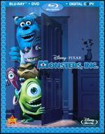 Monsters, Inc. (Four-Disc Blu-Ray/Dvd Combo + Digital Copy) [Blu-Ray]