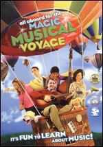 All Aboard for the Magical Musical Voyage