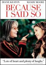 Because I Said So [P&S] [With Mamma Mia! Picture Frame]