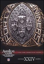 NFL: America's Game - 1989 San Francisco 49ers - Super Bowl XXIV