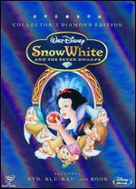 Snow White and the Seven Dwarfs [3 Discs] [With Book] [DVD/Blu-Ray]