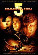 Babylon 5: Season 01