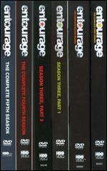 Entourage: the Complete Seasons 1-5 [16 Discs]