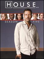 House: Season Five [5 Discs]