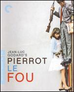Pierrot le Fou [Criterion Collection] [Blu-ray]