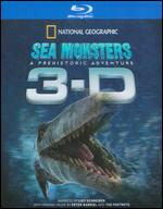 Sea Monsters: A Prehistoric Adventure [3D/2D Versions] [Blu-ray] - Sean MacLeod Phillips