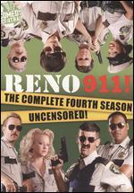 Reno 911!: The Complete Fourth Season [Uncensored] [2 Discs] -