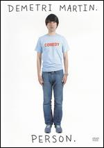 Demetri Martin. Person. -