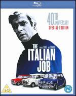 The Italian Job [40th Anniversary Edition] [Blu-ray]