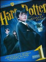 Harry Potter and the Sorcerer's Stone [WS] [Ultimate Edition] [4 Discs] [With Book] - Chris Columbus