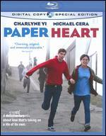 Paper Heart [2 Discs] [Special Edition] [Includes Digital Copy] [Blu-ray]