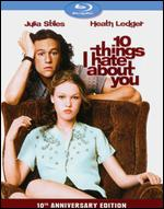 10 Things I Hate About You [10th Anniversary Edition] [2 Discs] [Includes Digital Copy] [Blu-ray] - Gil Junger