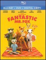 Fantastic Mr. Fox [3 Discs] [Includes Digital Copy] [Blu-ray/DVD]
