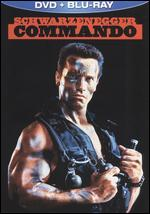 Commando [2 Discs] [Blu-ray/DVD] - Mark L. Lester