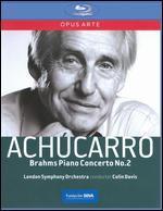 Achucarro: Brahms Piano Concerto No. 2 [Blu-Ray]