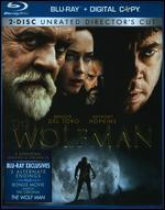 The Wolfman [Rated/Unrated Versions] [2 Discs] [Includes Digital Copy] [Blu-ray]