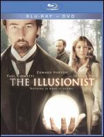The Illusionist [WS] [2 Discs] [Blu-ray/DVD]