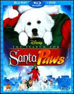 The Search for Santa Paws [2 Discs] [Blu-ray/DVD] - Robert Vince