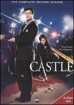 Castle: The Complete Second Season [5 Discs]