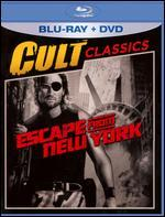 Escape from New York [2 Discs] [Blu-ray/DVD]
