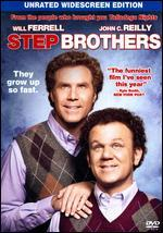 Step Brothers [Unrated] [With Movie Cash] - Adam McKay
