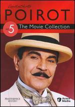 Agatha Christie's Poirot: The Movie Collection - Set 5 [3 Discs]