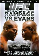 UFC 114: Rampage vs. Evans