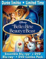 Beauty and the Beast [Diamond Edition] [3 Discs] [Blu-ray/DVD]