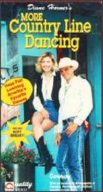 More Country Line Dancing [Vhs]