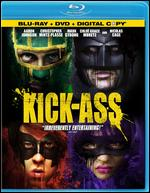 Kick-Ass [3 Discs] [Includes Digital Copy] [Blu-ray/DVD] - Matthew Vaughn