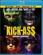 Kick-Ass [3 Discs] [Includes Digital Copy] [Blu-ray/DVD] - Matthew Vaughn