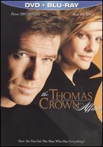 The Thomas Crown Affair [DVD/Blu-ray]