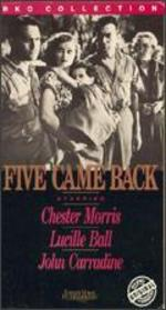 Five Came Back [Vhs]