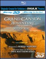 Grand Canyon Adventure: River at Risk [3D] [Blu-ray] - Greg MacGillivray